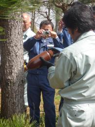 樹幹注入の説明3